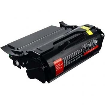 Cartus Toner Lexmark X651H21E Black High Yield 25000 pagini for X651DE, X652DE, X654DE, X656DTE, X658DFE, X658DME, X658DTFE, X658DTME