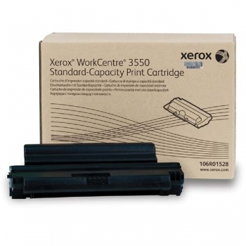 Cartus Toner Xerox 106R01529 Black 5000 Pagini for Workcentre 3550