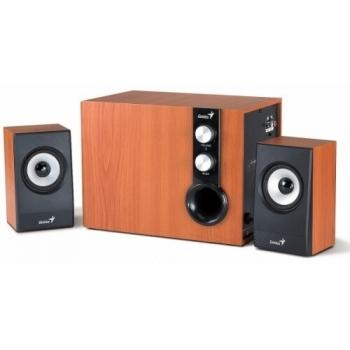 Boxe 2.1 Genius SW-HF 1205 30W Wood 31730972100