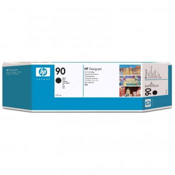 Cartus Cerneala HP Nr. 90 Black 775ml forDesignjet 4000, Designjet 4020, Designjet 4020PS, Designjet 4500, Designjet 4520, Designjet 4520 Scanner, Designjet 4520HD, Designjet 4520PS C5059A
