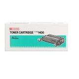 Cartus Toner Ricoh Type 1400 Black 8000 pagini for Ricoh Aficio AP 1400, Aficio AP 1600 400398