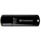 Memorie USB Transcend JetFlash 700 64GB USB 3.0 Black TS64GJF700