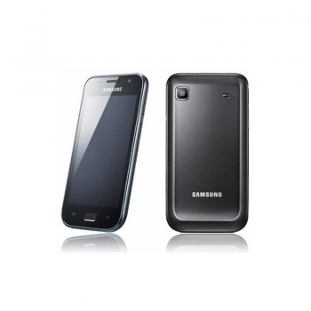 Telefon Mobil Samsung Galaxy SL i9003 Black Cortex A8 1.0GHz 4GB Gorilla Glass Android v2.2 I9003BLK