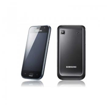 Telefon Mobil Samsung Galaxy SL i9003 Black Cortex A8 1.0GHz 4GB Gorilla Glass Android v2.2 I9003BLK