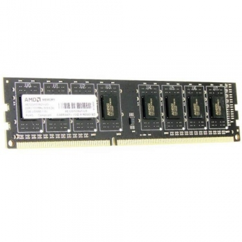 Memorie RAM AMD 4GB DDR3 1600MHz CL11 Entertainment Edition Bulk AE34G1601U1-UO