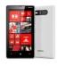 "Telefon Mobil Nokia Lumia 820 White 4G 4.3"" 480 x 800 AMOLED Krait Dual Core 1.5GHz memorie interna 8GB Camera Foto 8MPx Windows 8 Phone NOK820WH"