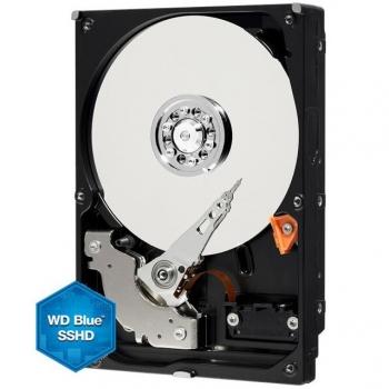 """SSHD Western Digital Blue 4TB 5400rpm 64MB SATA3 3.5"""" WD40E31X"""