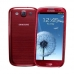 "Telefon Mobil Samsung Galaxy S3 i9300 Garnet Red 4.8"" 720 x 1280 SUPER AMOLED Corning Gorilla Glass 2 Cortex A9 Quad Core 1.4GHz memorie interna 16GB Android v4.0 SAMI930016GBGR"