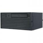 Carcasa Mini Tower Chieftec UNI sursa 350W 2x USB 3.0 2x jack 3.5mm black BT-02B-U3-350BS