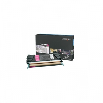 Cartus Toner Lexmark C5342MX Magenta Extra High Yield 7000 pagini for C534DN, C534DTN, C534N