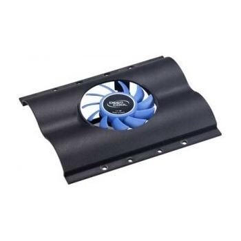 "Ventilator DeepCool Icedisk 1 pentru HDD 3.5"" 60mm 3500 rpm 125x100.5x14.5mm"