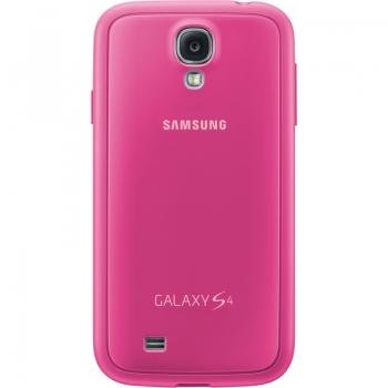 Husa Samsung pentru Galaxy S4 I9500/I9505 Pink EF-PI950BPEGWW