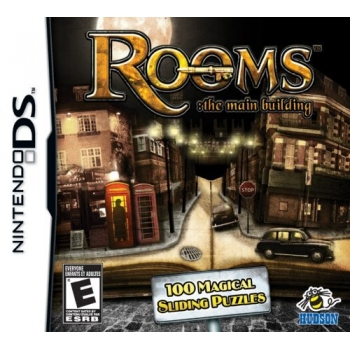 Rooms: The Main Building DS
