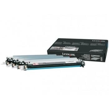 Unitate Cilindru Lexmark C53034X Photoconductor Unit 4-Pack 20000 Pagini for C522, C524, C532, C534 (inlocuieste C52034X)