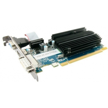 Placa Video Sapphire AMD Radeon HD6450 1GB GDDR3 PCI-E x16 2.0 DVI HDMI DisplayPort 11190-02-10G