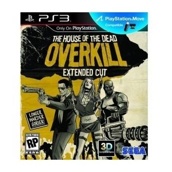 The House of the Dead: OVERKILL Extended Cut PS3