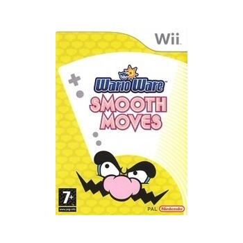 Wario Ware: Smooth Moves Wii