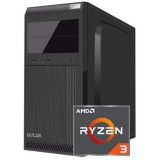 Sistem PC Bocris AMD RYZEN 3 up to 3.7GHz RAM 4GB DDR4 HDD 1TB AMD Radeon Vega 8