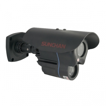 "Camera de supraveghere Sunchan SC-5025EF2 CCD II Sony Effio-E 1/3"" 700 LTV 6mm"