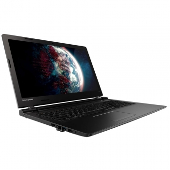 "Laptop Lenovo IdeaPad 100-15 Intel Celeron Bay Trail-M N2840 up to 2.58 GHz 4GB DDR3L HDD 500GB Intel HD Graphics Gen7 15.6"" HD 80MJ0068RI"