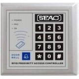 Cititor de proximitate Secpral SEAC-SA01 cu tastatura stand-alone maxim 500 utilizatori