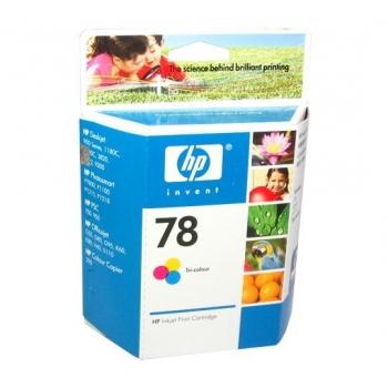 Cartus Cerneala HP Nr. 78 Color 19 ml for DeskJet 970 C6578D