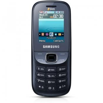 Telefon Mobil Samsung E2202 Metro Duos Black Dual SIM SAME2202BLK