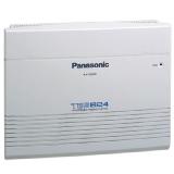 Centrala telefonica Panasonic KX-TES824CE configuratie standard 3CO/8 Extensii configuratie maxima 8 linii de oras 24 de interior