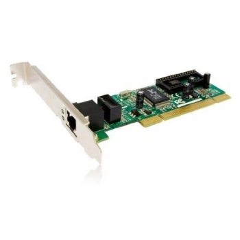Pci Card 10/100/1000Mbps Ethernet, Realtek Auto-MDI/MDI-X, Wake on lan, Low Profile