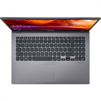 "Laptop ASUS X509FA cu procesor Intel Core i5-8265U pana la 3.90 GHz Whiskey Lake, 15.6"" Full HD 8GB 256GB SSD Intel UHD Graphics 620 Free DOS Grey"