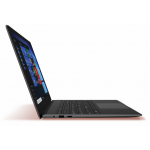 Laptop Weigo CD9-G156 cu procesor Intel Celeron N4100 pana la 2.40 GHz, 15.6, FULL HD IPS, 8 GB, 256GB SSD, Intel UHD Graphics 600, fara retea pe fir si unitate optica DVD, Windows 10, negru