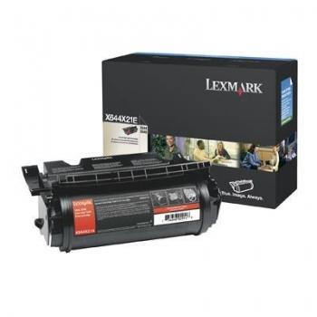 Cartus Toner Lexmark X644X21E Black 32000 pagini for X644E, X646DTE, X646E, X646EF