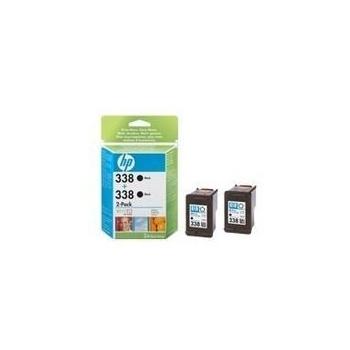 Pachet Cartuse Cerneala HP Nr. 338 Black Vivera Ink 11 ml for DeskJet 6540 CB331EE