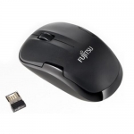 Mouse Wireless Fujitsu WI200 Laser 3 Butoane 1000dpi USB S26381-K462-L100