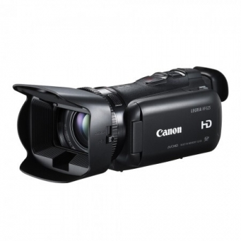 Camera video Canon HF G25 2.37MP Zoom Optic 10 x Zoom Digital 200x Full HD 32GB AD8063B004AA