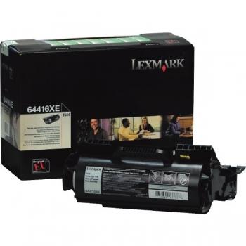 Cartus Toner Lexmark 64416XE Black 32000 pagini for T644, T644DTN, T644N, T644TN