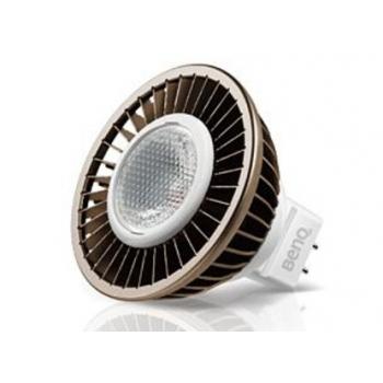 Bec LED BENQ AA2, 4.6W, GU 5.3, MR16, 3000 K, 215 lumeni, functionare 20.000 ore