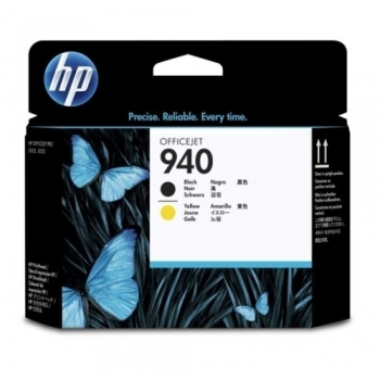 Cap Printare HP Nr. 940 Black & Yellow for OfficeJet Pro 8000, 8000 Enterprise, 8000 Wireless, 8500, 8500 WIRELESS, 8500A E-AIO, 8500A Plus E-AIO C4900A