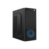Carcasa Middle Tower Gembird Fornax 1x USB 2.0 1x USB 3.0 2x jack 3.5mm blue