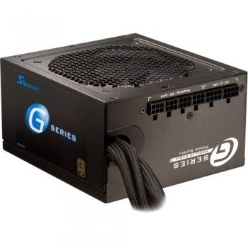 Sursa Modulara Sea Sonic G-650 650W 4x PCI-E 5x Molex 8x SATA 4x PCI-E PFC Activ OPP, OVP, UVP, OCP, OTP, SCP Certificare 80+ Gold SSR-650RM