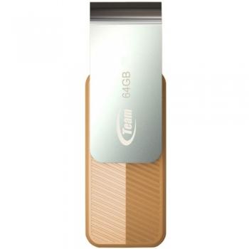 USB Flash Drive Team Group 64 GB, C143, USB 3.0, brown, retail