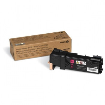 Cartus Toner Xerox 106R01602 Magenta High Capacity 2500 Pagini for Phaser 6500, WorkCentre 6505