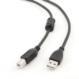 Cablu imprimanta USB Gembird CCF-USB2-AMBM-15 USB 2.0 A - B 5m bulk