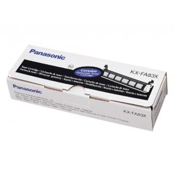 Cartus Toner Panasonic KX-FA83E Black 2500 Pagini for KX-FL613 FL653 FL513