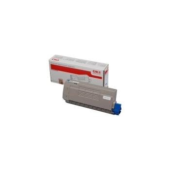 Cartus Toner Oki 44318657 White 6000 Pagini for Oki C711WT