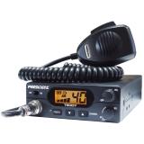 Statie radio CB President TEDDY ASC - MEDIUM 40 CH,AM/FM,Multi Norme,ASC, presetare canal 9/19 TXMU266