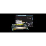 Cartus Toner Lexmark X748H1YG Yellow High Yield Return Program 10000 Pagini for X748