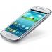 """Telefon Mobil Samsung Galaxy S3 Mini i8190 White La Fleur 4"""" 480 x 800 Super AMOLED Cortex A9 Dual Core 1.0GHz memorie interna 8GB Android 4.1 GT-I8190ZWZCOA"""