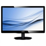 "Monitor LED Philips 21.5"" V-Line 226V4LAB Full HD 1920x1080 VGA DVI Black 226V4LAB/00"