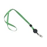 Snur cu port-ecuson retractabil CH-425 Lungime banda 425mm Latime banda 10mm Culori galben, albastru, verde,rosu, negru